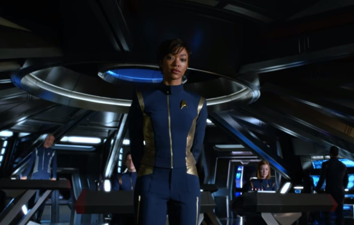 7a5e9dc0a30 Why Star Trek Discovery is Garbage • Stephen R. Willis